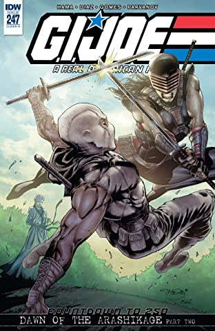 G.I. Joe: A Real American Hero #247