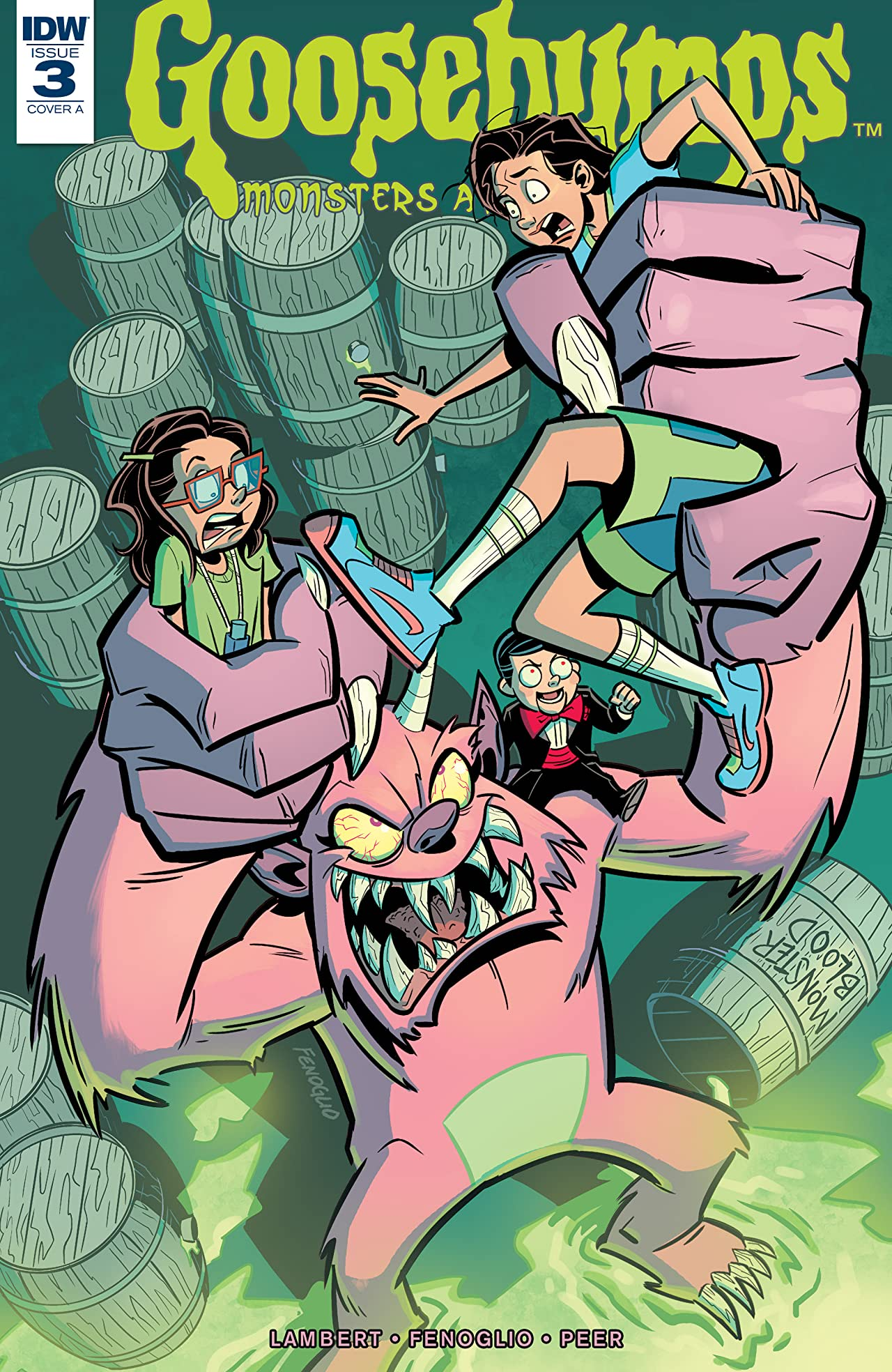 Goosebumps: Monsters at Midnight #3