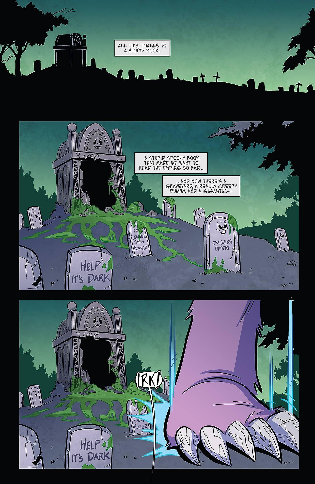 Goosebumps: Monsters at Midnight #3