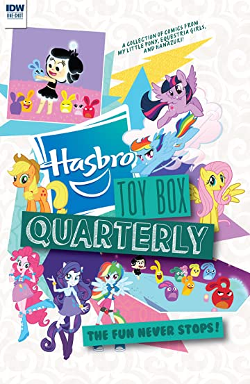 Hasbro Toy Box Quarterly
