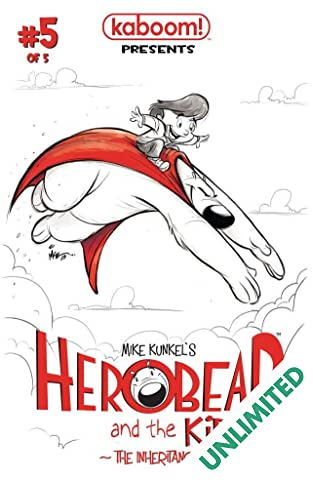 Herobear and the Kid: The Inheritance #5 (of 5)