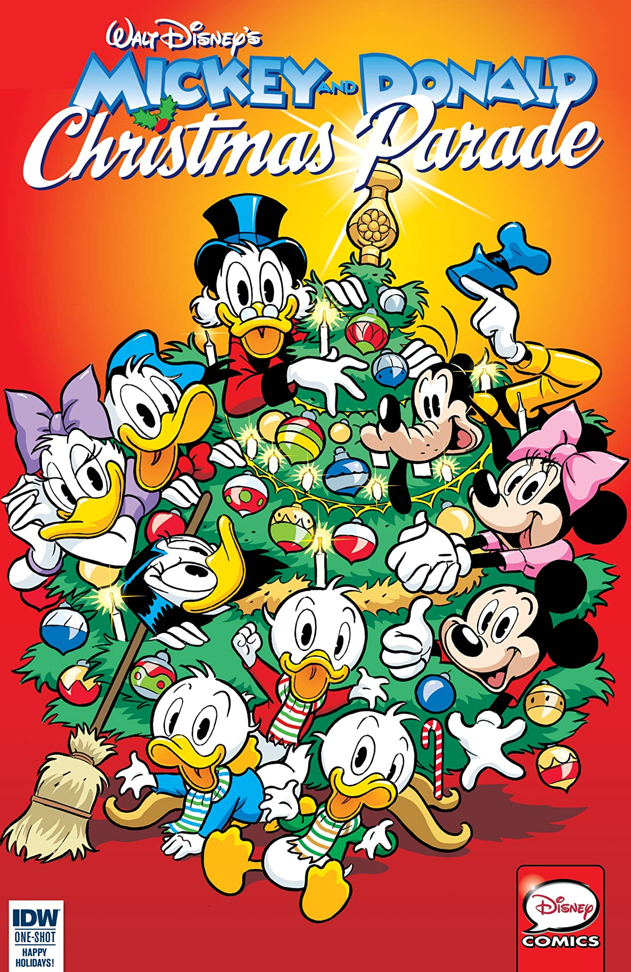 Mickey and Donald: Christmas Parade