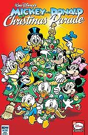 Mickey and Donald's Christmas Parade #3