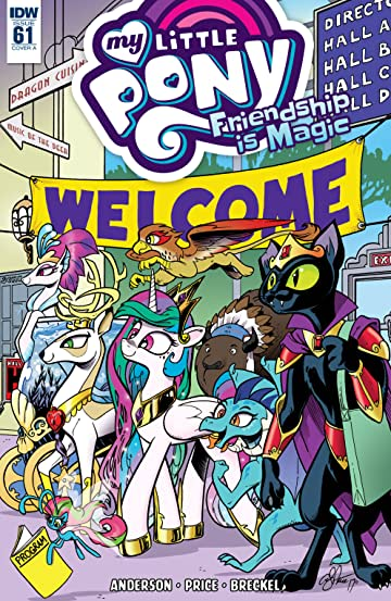 My Little Pony: Friendship is Magic No.61