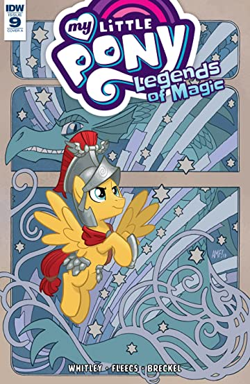 My Little Pony: Legends of Magic No.9