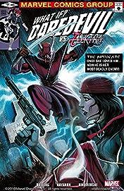 What If? Daredevil Vs. Elektra #1