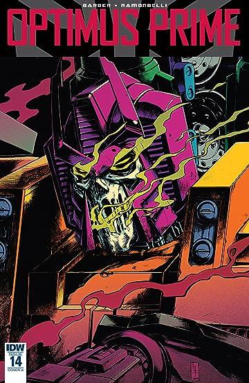 Optimus Prime #14