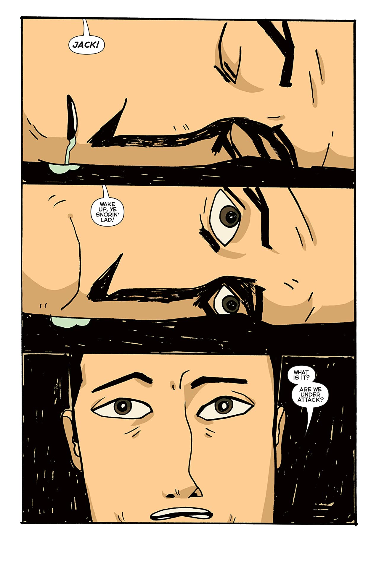 Samurai Jack: Quantum Jack #4 (of 5)