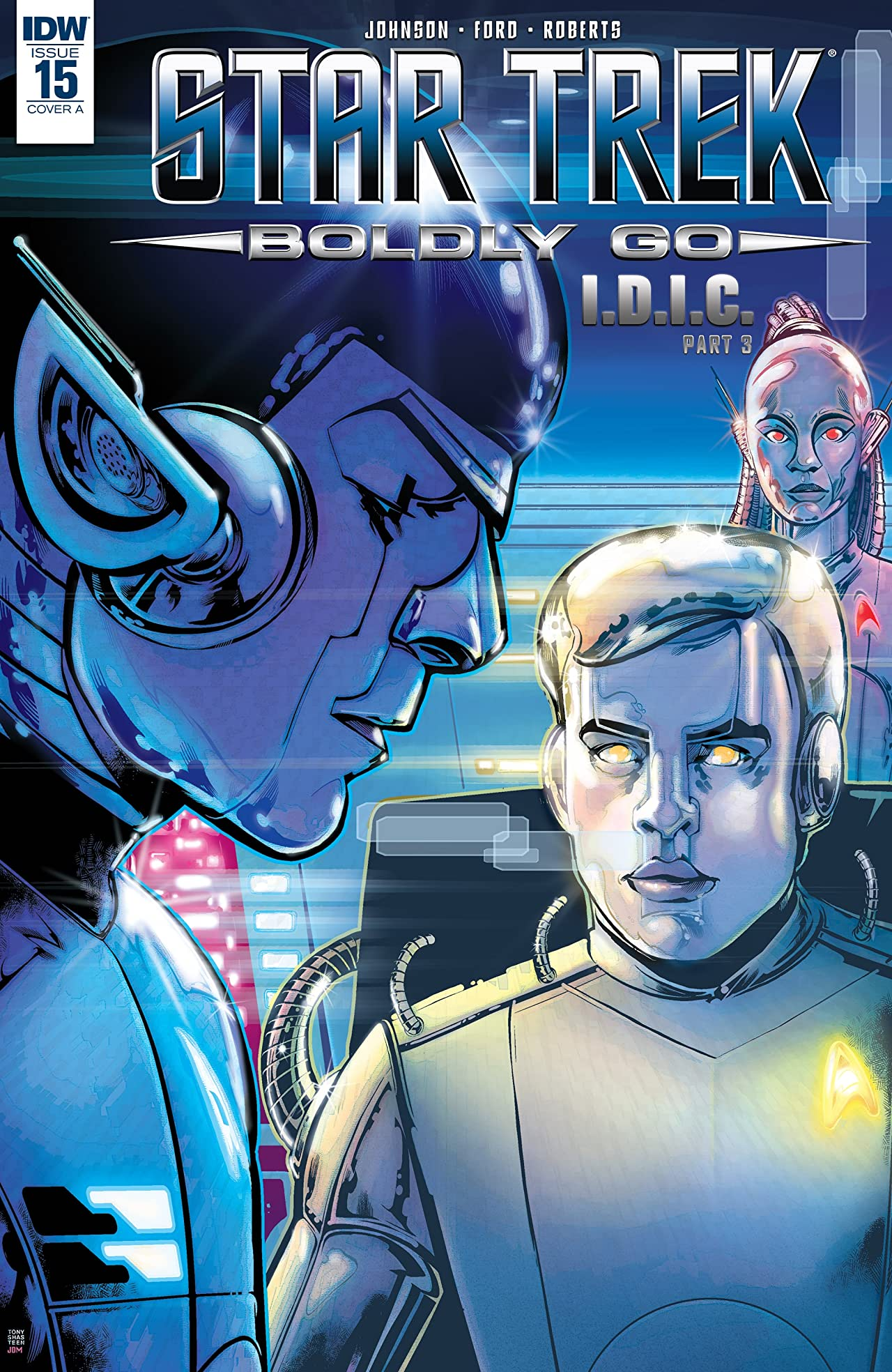Star Trek: Boldly Go #15