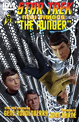 Star Trek: New Visions #19: The Hunger