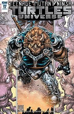 Teenage Mutant Ninja Turtles Universe #17