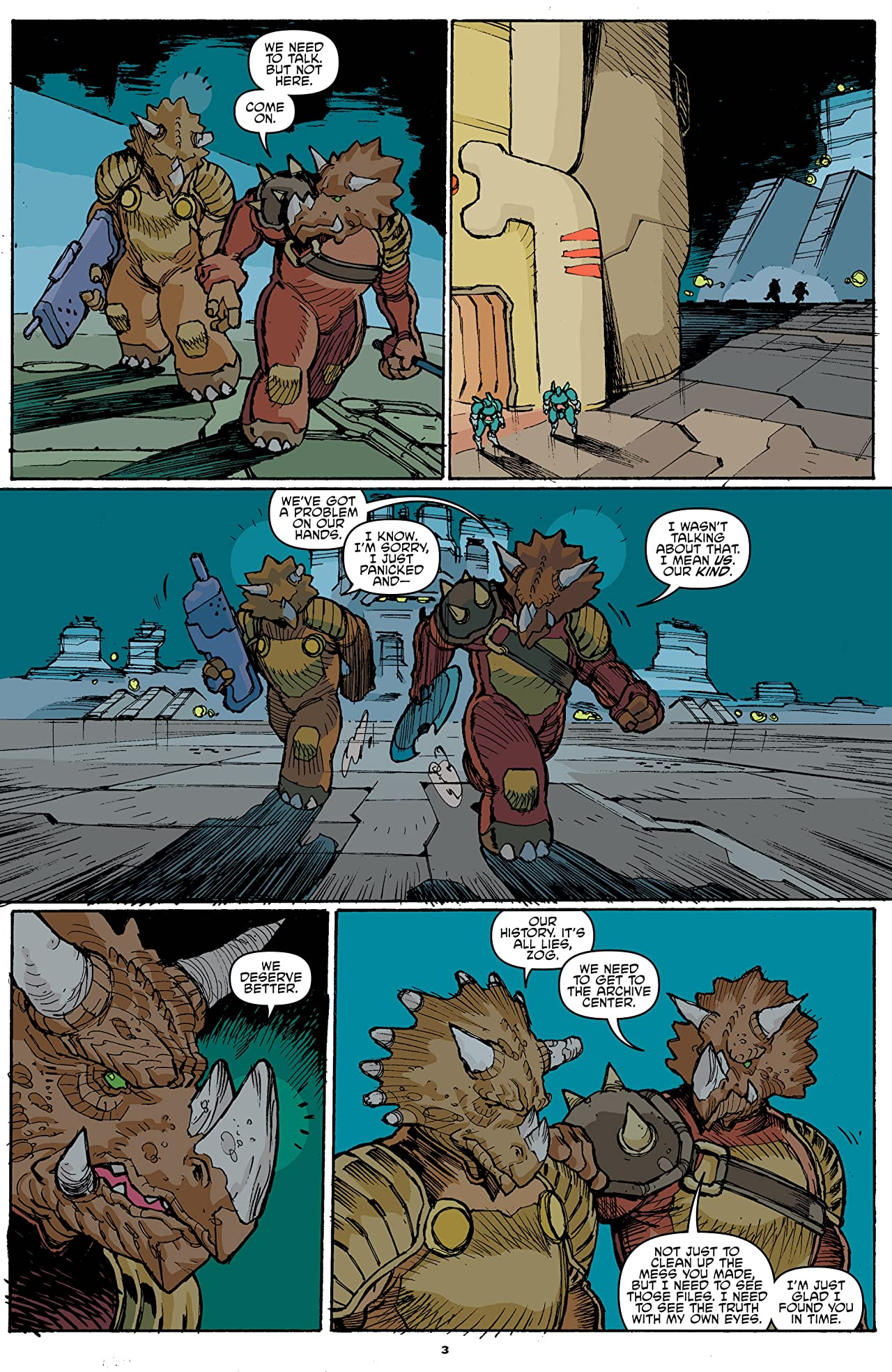 Teenage Mutant Ninja Turtles Universe #17