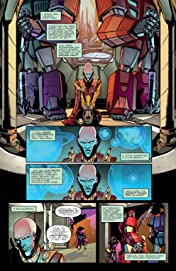 Transformers vs. The Visionaries #1