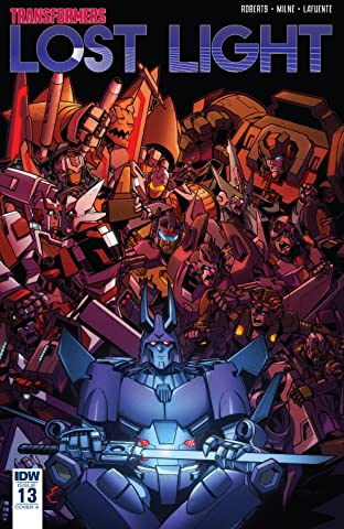 Transformers: Lost Light #13