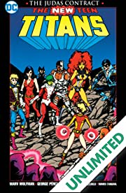 New Teen Titans: The Judas Contract - New Edition