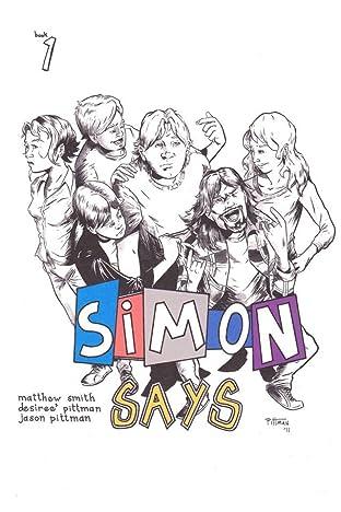 Simon Says #1