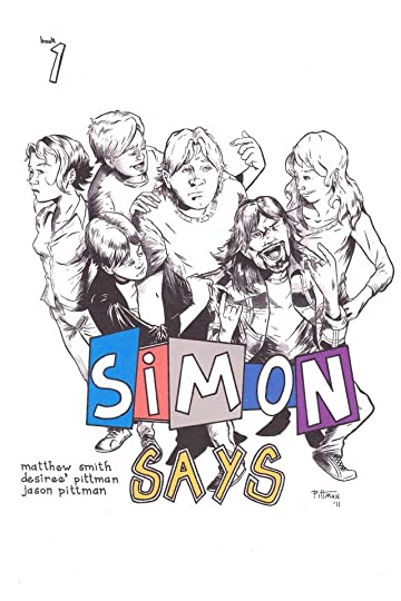 Simon Says #1