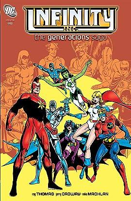 Infinity Inc.: The Generations Saga Vol. 1