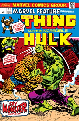 Marvel Feature (1971-1973) #11