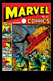 Marvel Mystery Comics (1939-1949) #13