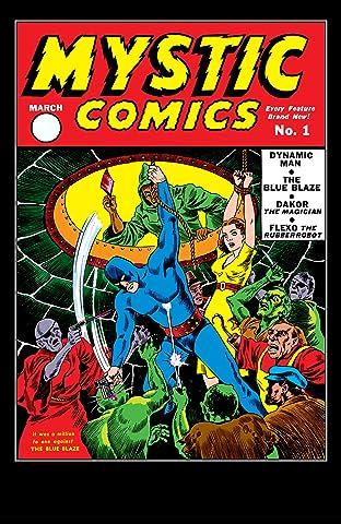 Mystic Comics (1940-1942) #1