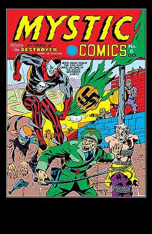 Mystic Comics (1940-1942) #6