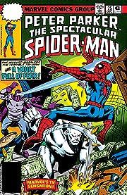 Peter Parker, The Spectacular Spider-Man (1976-1998) #25