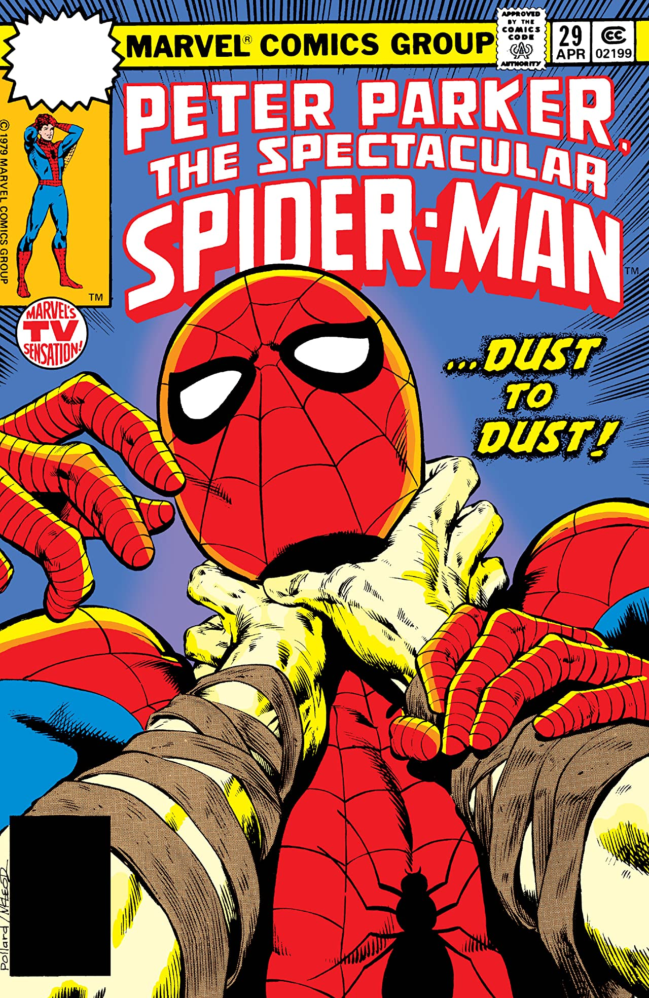 Peter Parker, The Spectacular Spider-Man (1976-1998) #29