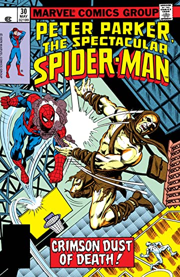 Peter Parker, The Spectacular Spider-Man (1976-1998) #30