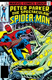 Peter Parker, The Spectacular Spider-Man (1976-1998) #31