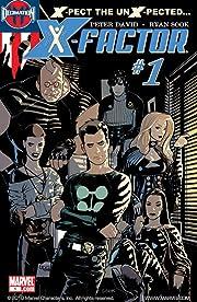 X-Factor (2005-2013) #1