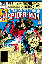 Peter Parker, The Spectacular Spider-Man (1976-1998) #60