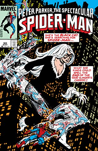 Peter Parker, The Spectacular Spider-Man (1976-1998) No.90