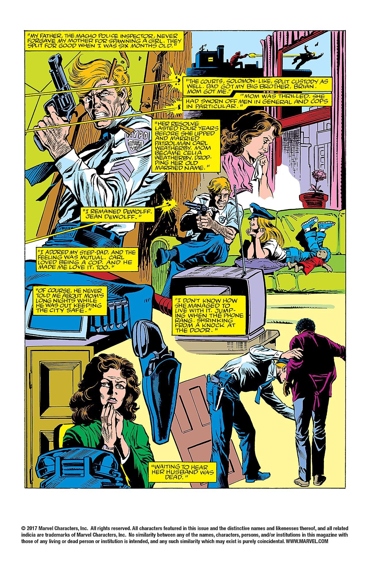 Peter Parker, The Spectacular Spider-Man (1976-1998) #107