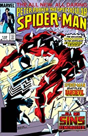Peter Parker, The Spectacular Spider-Man (1976-1998) #110