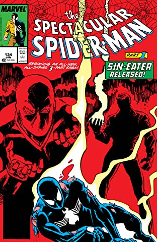 Peter Parker, The Spectacular Spider-Man (1976-1998) #134
