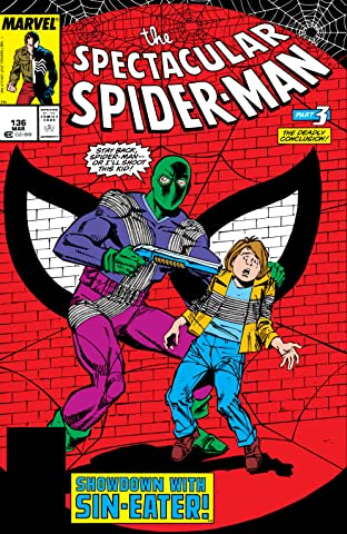 Peter Parker, The Spectacular Spider-Man (1976-1998) #136