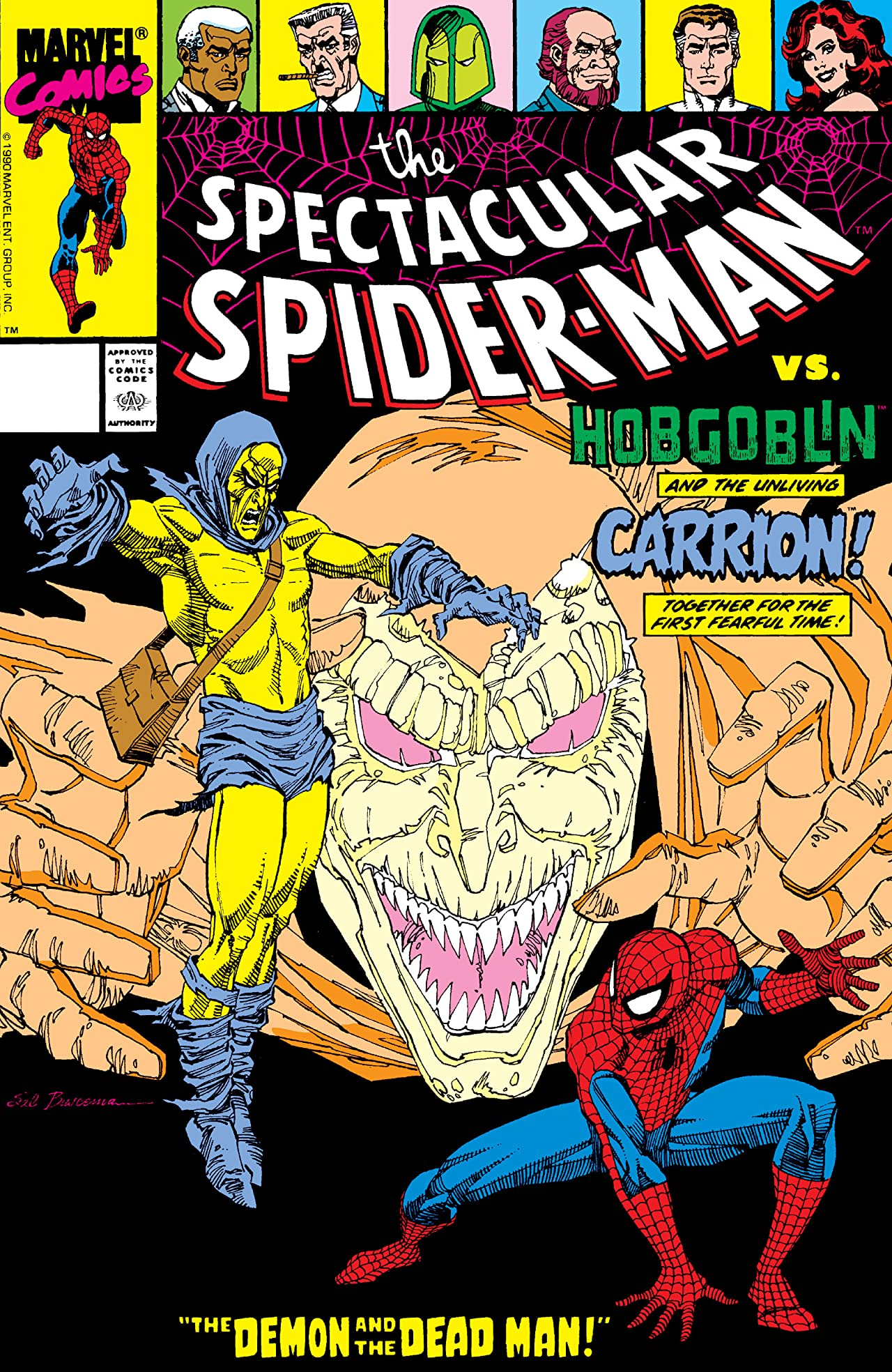 Peter Parker, The Spectacular Spider-Man (1976-1998) #162