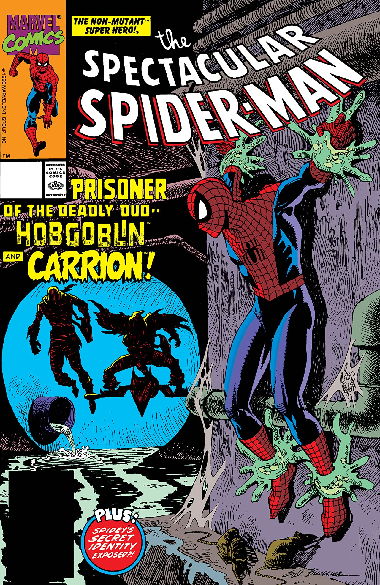 Peter Parker, The Spectacular Spider-Man (1976-1998) #163