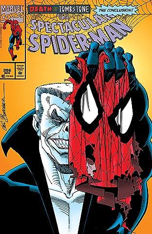 Peter Parker, The Spectacular Spider-Man (1976-1998) #206