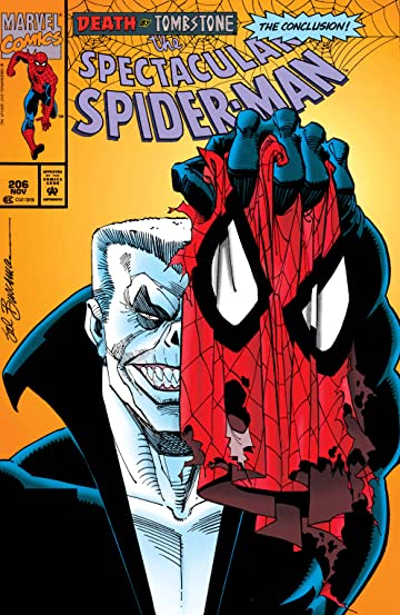 Peter Parker, The Spectacular Spider-Man (1976-1998) #206