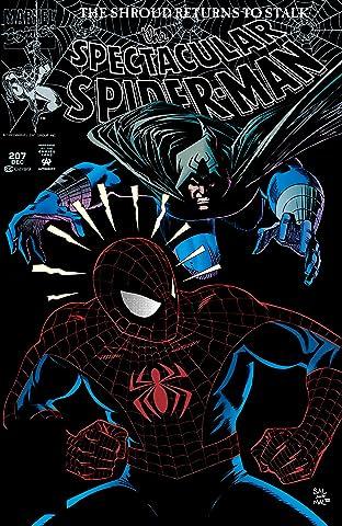 Peter Parker, The Spectacular Spider-Man (1976-1998) #207