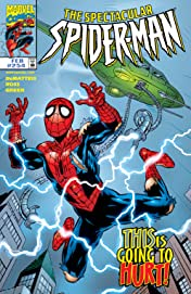 Peter Parker, The Spectacular Spider-Man (1976-1998) #254