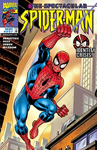 Peter Parker, The Spectacular Spider-Man (1976-1998) #257
