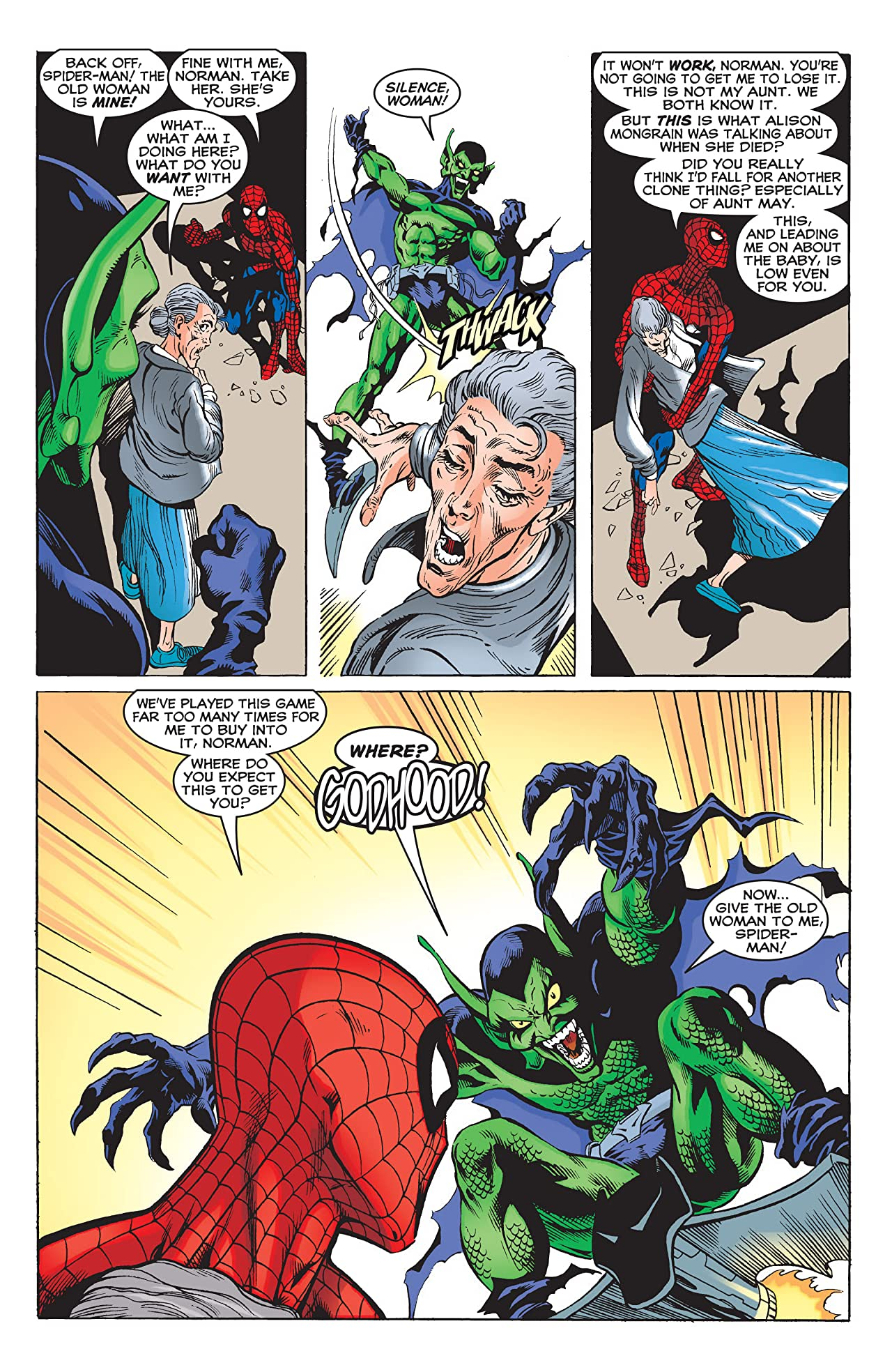 Peter Parker, The Spectacular Spider-Man (1976-1998) #263