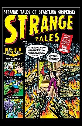 Strange Tales (1951-1968) #1
