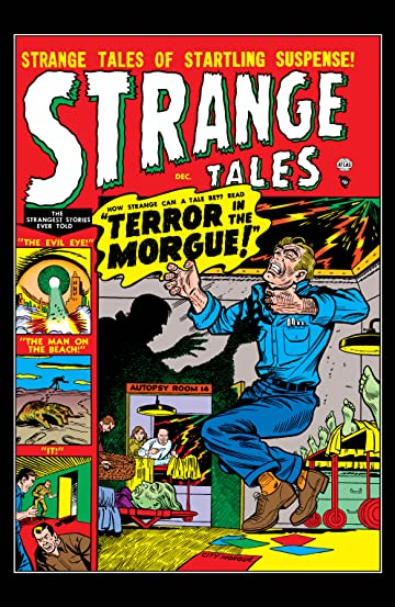 Strange Tales (1951-1968) #4