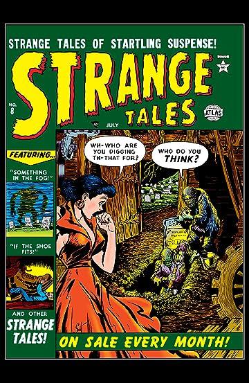 Strange Tales (1951-1968) #8