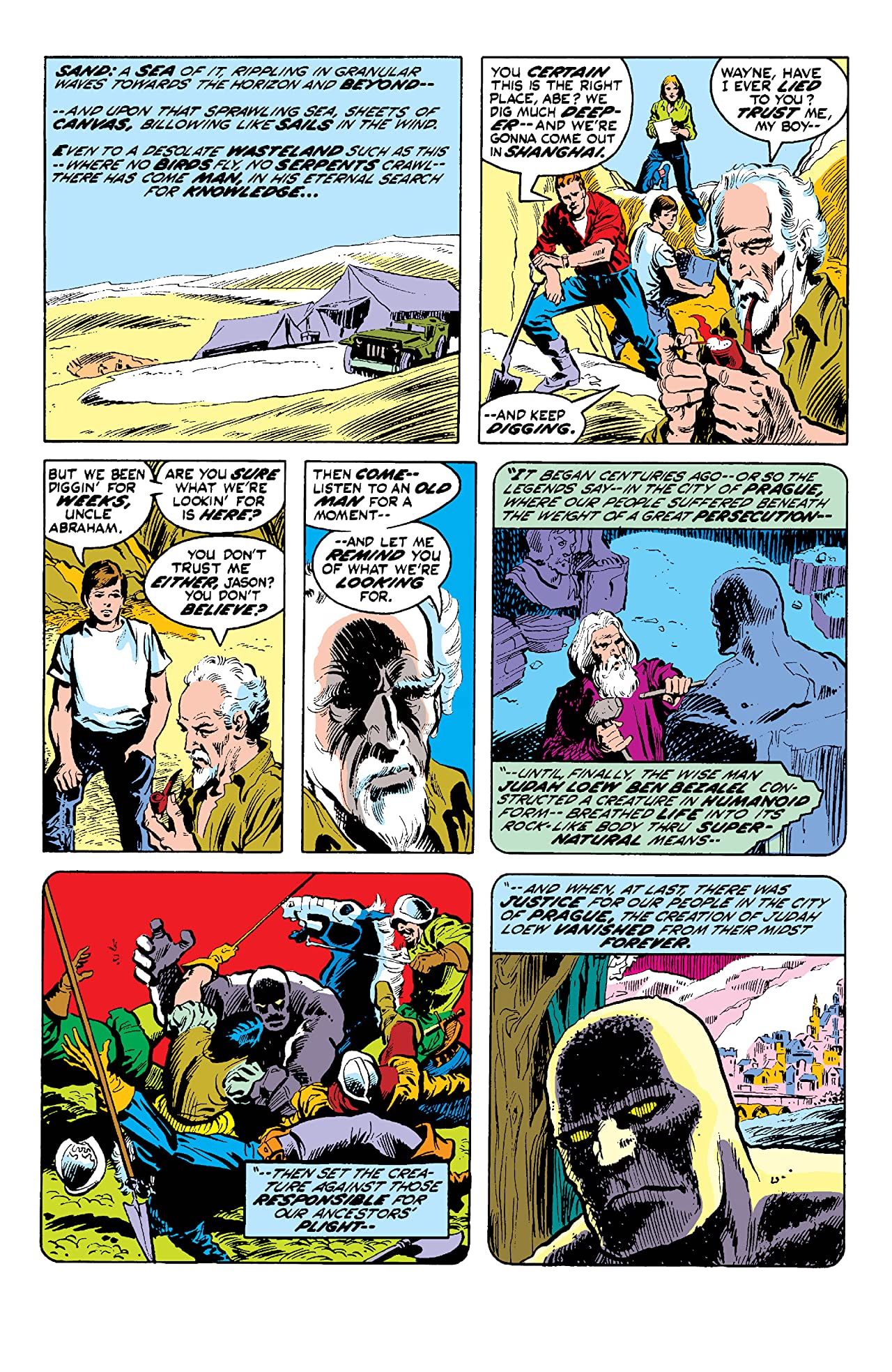 Strange Tales (1951-1968) #174