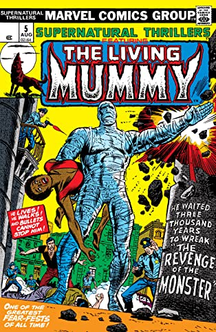 Supernatural Thrillers (1972-1975) #5